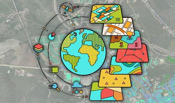 سیستم اطلاعات جغرافیایی (GIS)